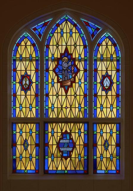Saint Norbert Roman Catholic Church In Hardin Illinois USA