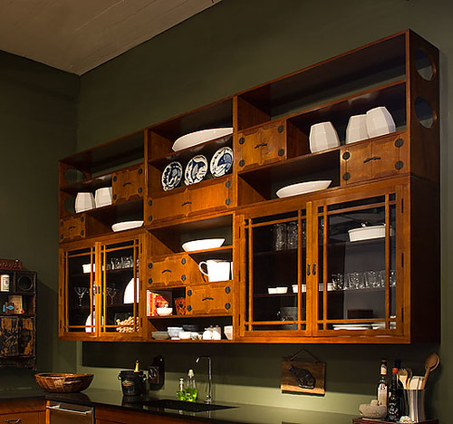 Greentea Design Custom Kitchens Tansu Amp More A Very Sma Flickr