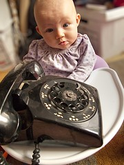 Hanging on the telephone | by Eva_Deht