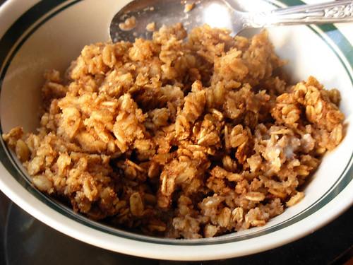 baked oatmeal fast healthy breakfast
