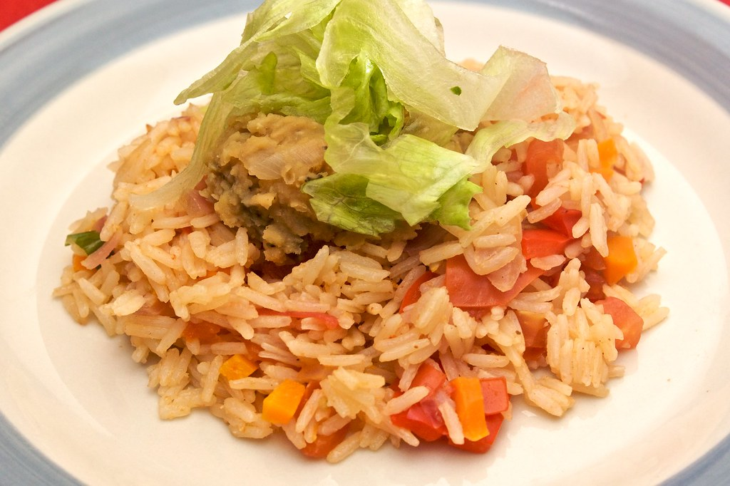 Mexican Rice Cakes Recipes