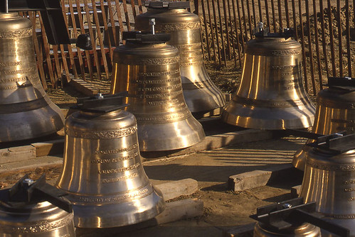 Campanile Bells_Ground_11-88_01 | by UNO Criss Library