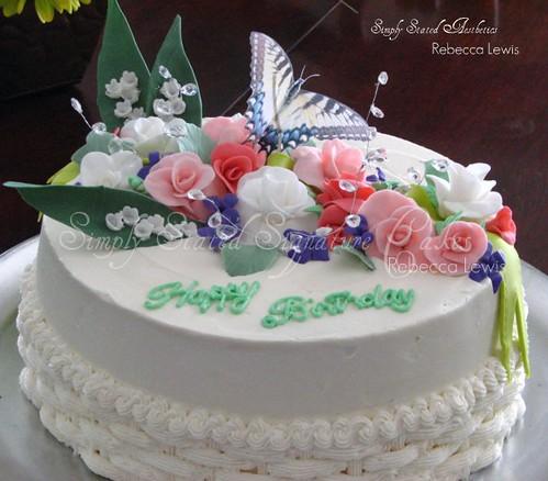 Becky Birthday Cake