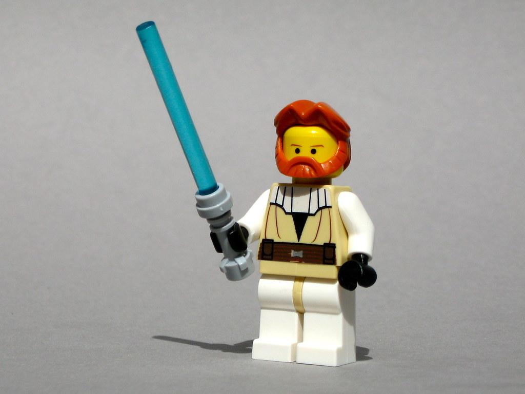 Star Wars Obi Wan Kenobi Clone Wars Obi-wan Kenobi Clone