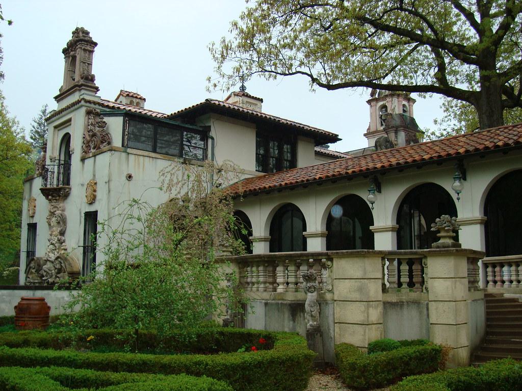 Vanderbilt Mansion In Centerport Long Island
