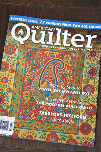 American Quilter Magazine | by alissahcarlton
