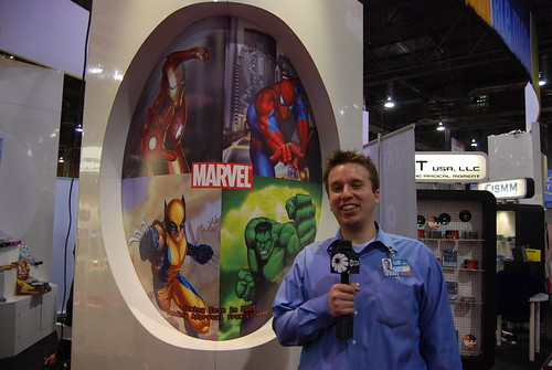 Mark has superpowers too | by International CES