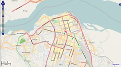 Kinshasa on Open Street Map | by DevelopmentSeed