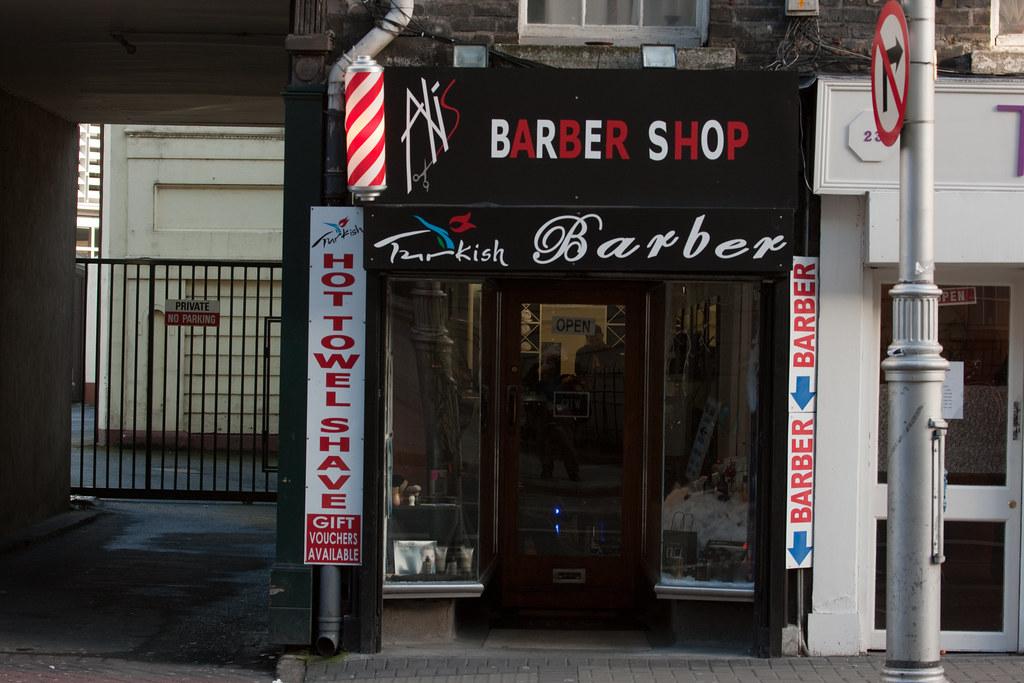 Barber Murphy : Barber Shop - Camden Street - Dublin William Murphy Flickr