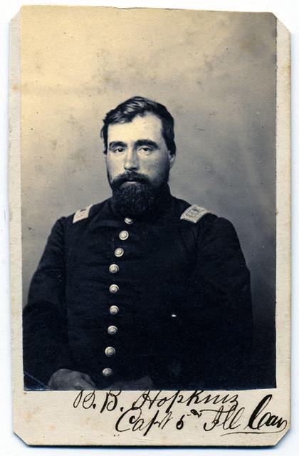 Benjamin B Hopkins