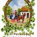 Vintage St Patrick's Day Art - 9