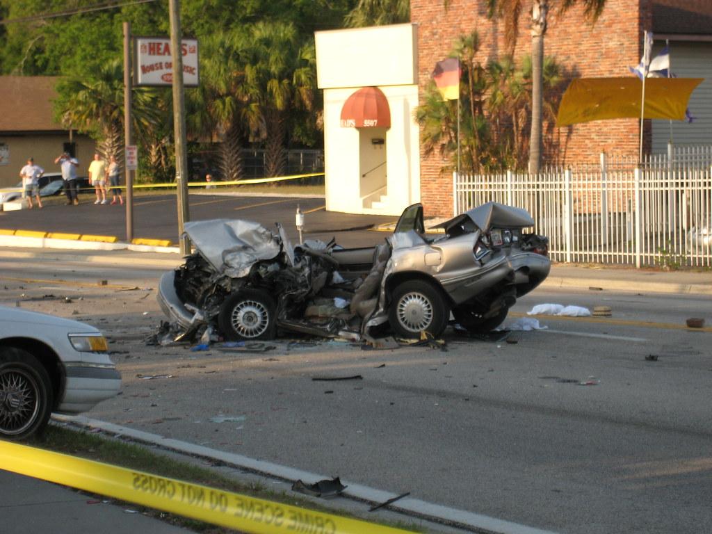 Florida Car Accident: Fatal Car Accident-Florida Ave, Tampa
