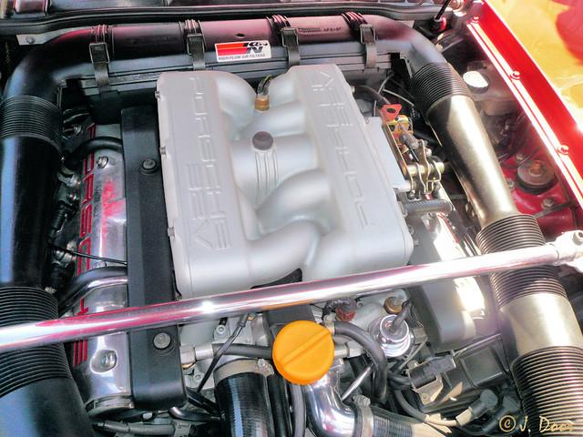 Motor Porsche 938 S4 Motor De Ocho Cilindros Del Porsche