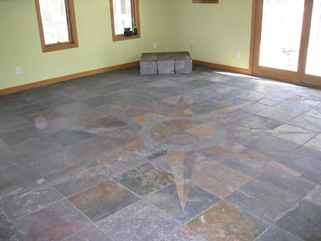 ... Slate Tile In Living Room | By Catlyn777 Part 77