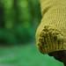 emerald mitts