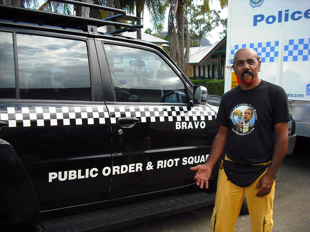 Public Order Riot Squad by R. Ayana