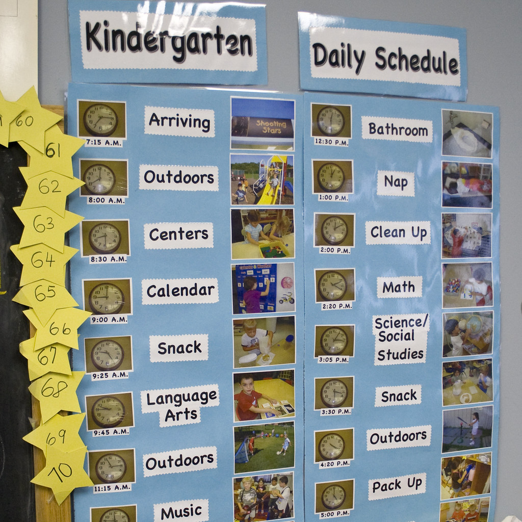 Daily Calendar Kindergarten : Gtd for kids our proven system has just