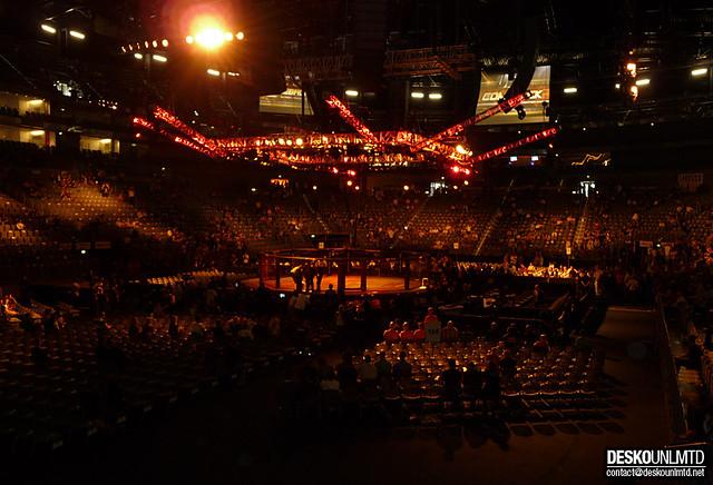 UFC 99 THE COMEBACK
