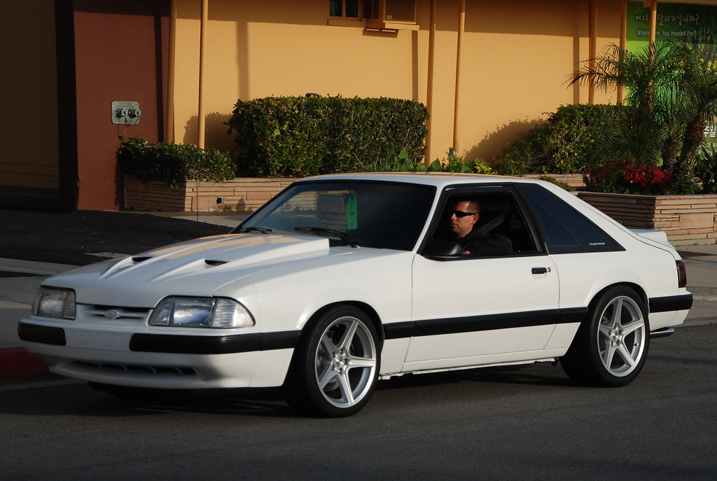 Mustang 5.0 lx Hatchback Mustang 5.0 lx Foxbody