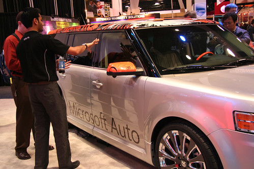 Microsoft Auto | by International CES