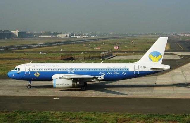AIR DECCAN 320-200 VT-ADZ(cn977)