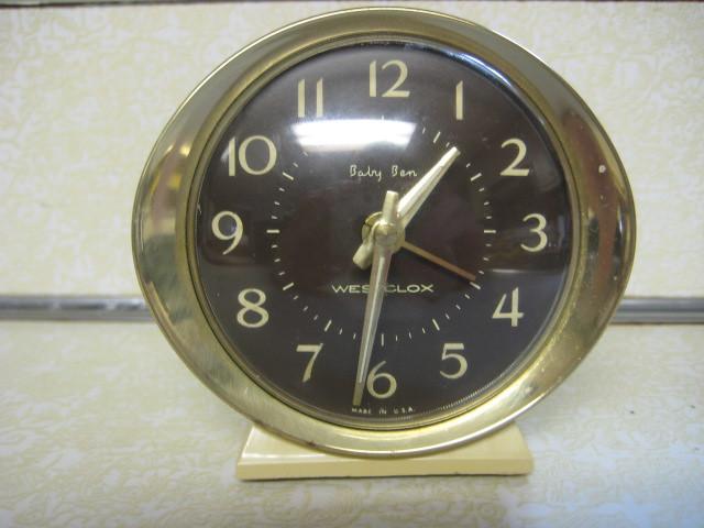 Vintage Westclox Baby Ben Alarm Clock Newton Flickr
