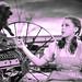 Movie Stars Toto and Judy Garland TV Shot
