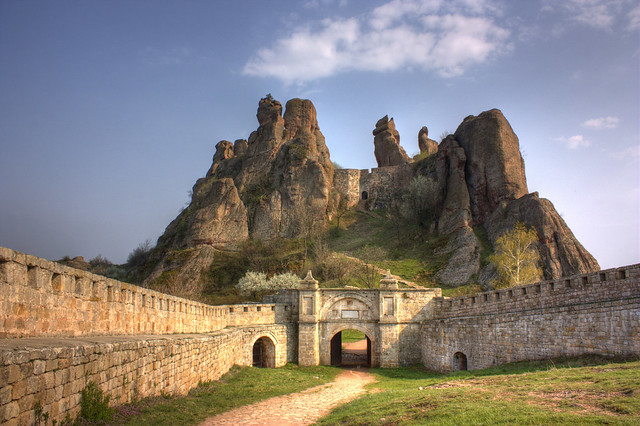 The Castle of Belogradchik