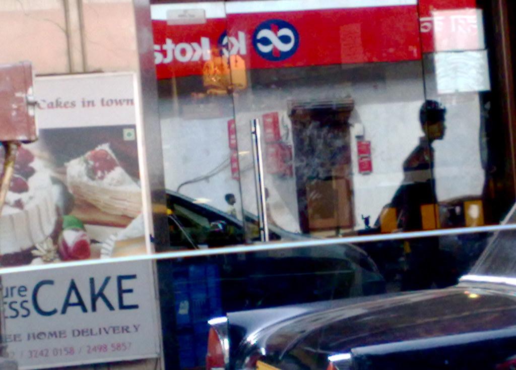 Walking away from cake Satish Krishnamurthy Flickr
