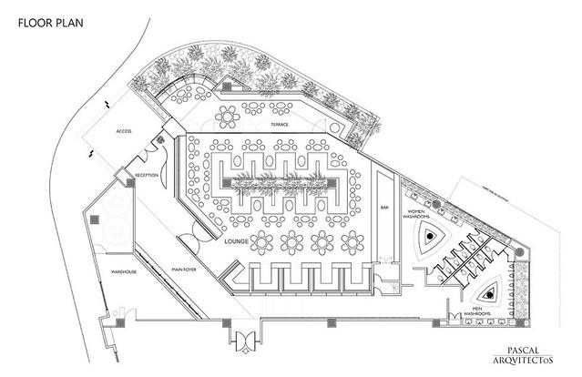 3617434385 0d9fcc0156 Z Zz 1 25 Nisha Bar Design Floor Plan Nisha Acapulco Bar Lounge Flickr