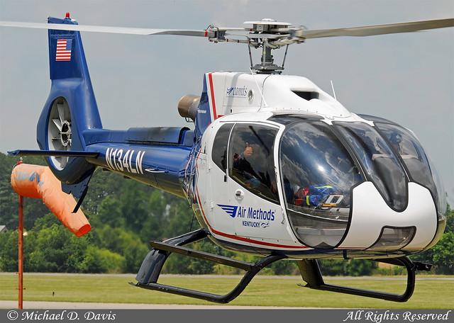 Helicoptero ec 130 Kentucky Eurocopter Ec-130