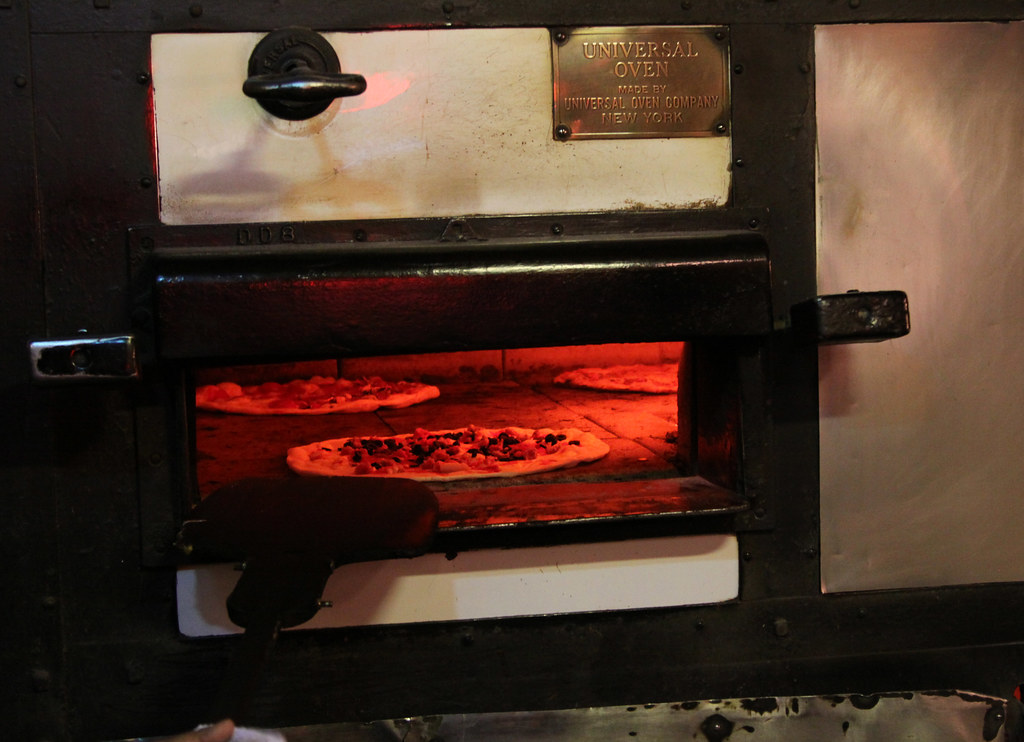 how to build a coal fired pizza oven