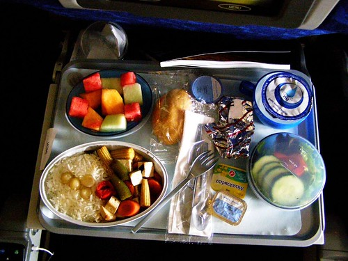 Best Vegetarian Meal British Airways Well It Was My