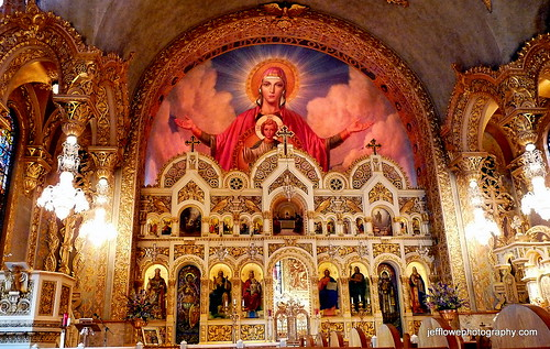 How To Move A Shed >> View Large - LA's Most Spectacular Church - St. Sophia Greek Orthodox Cathedral | Flickr - Photo ...
