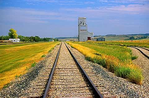 Where Is The Closest Gas Station >> Rockglen Saskatchewan | Rockglen is a charming little commun… | Flickr