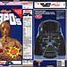 Kelloggs C-3PO's cereal box - Free Star Wars Mask - Darth Vader - 1984
