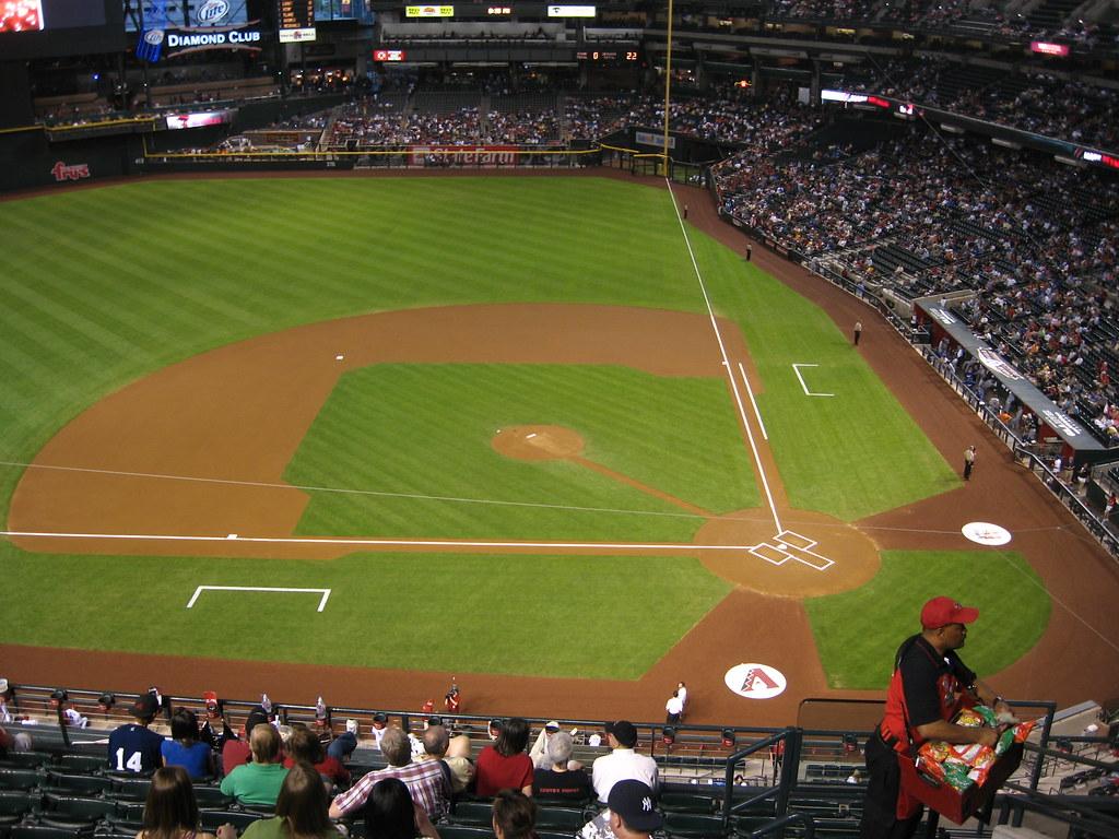 Arizona Diamondbacks 9 Los Angeles Dodgers 4 Chase Field