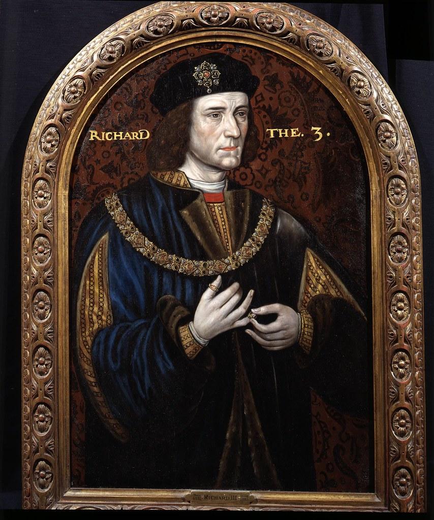 Richard Iii Uncle Of Elizabeth Of York Great Uncle Of He
