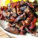 Sauteed Portobellas, Sun-Dried Tomates and Figs