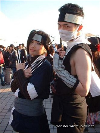 haku and zabuza cosplay haku and zabuza cosplay flickr