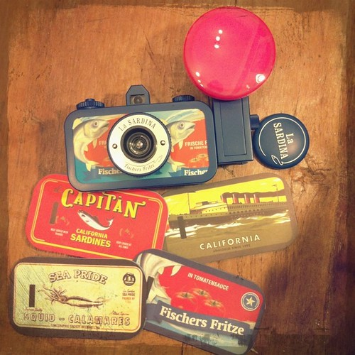 #Lomo Sardine camera: I think it is the most well built plastic camera from Lomo ever | by Patrick Ng