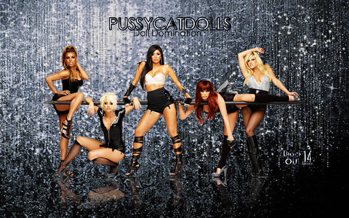 ... Doll Domination Silver Version - Wallpaper 1280x800   by Blαckout14