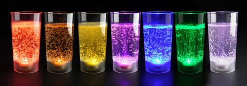 Glow In The Dark Drink Bottle