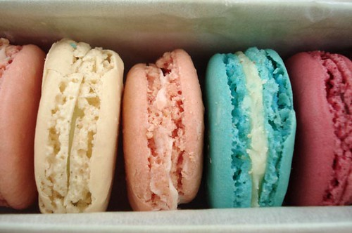More Laduree Macaroons | by such pretty things