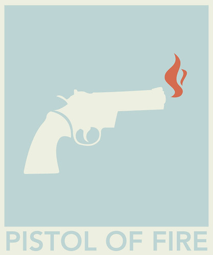pistol of fire | by bryce driesenga
