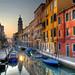 Venice - Rio di San Barnaba - Dorsoduro