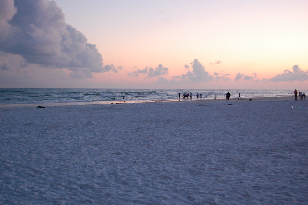Siesta Key Beach Hotels Florida