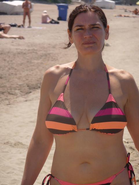 Mandy At Hanlan Point Beach 1  On Toronto Islands  Damian Black  Flickr-8215