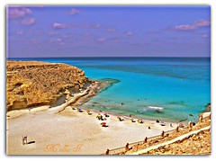 "An Incredible Beach, AGIBA, MARSA MATRUH!! ""One Day the Factions of this Old Country will Think of Egypt First before it is too Late!!"""