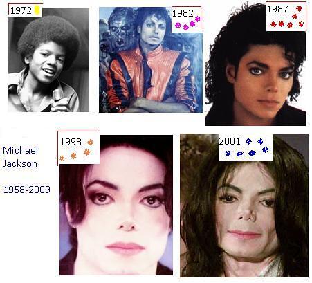 michael jackson facechange 2 this picture shows michael